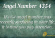 4354 angel number