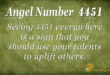 4451 angel number