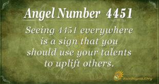 4451 angel number
