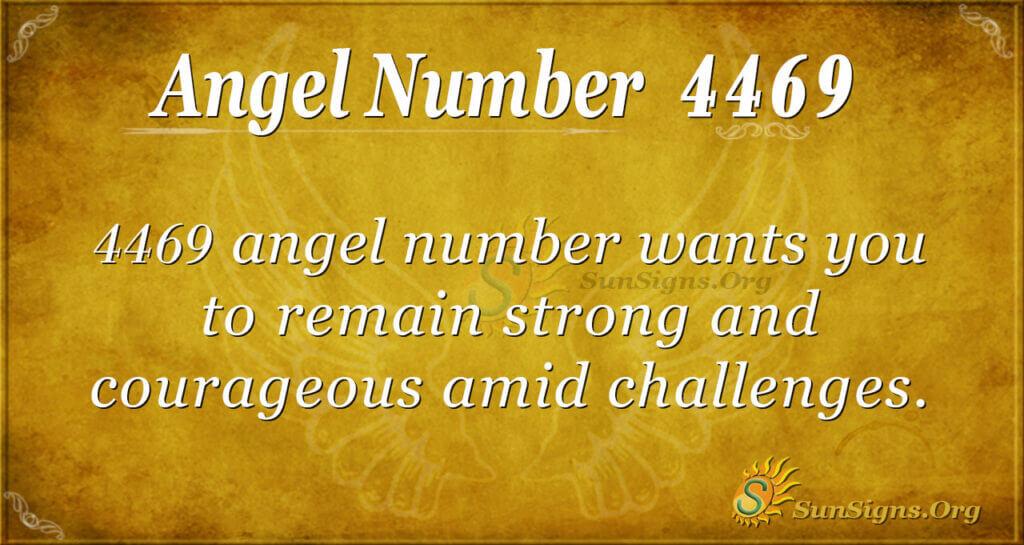 4469 angel number