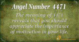4471 angel number