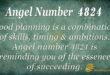 Angel Number 4824