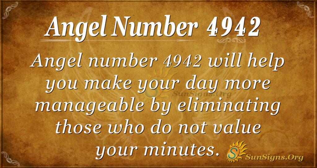 4942 angel number