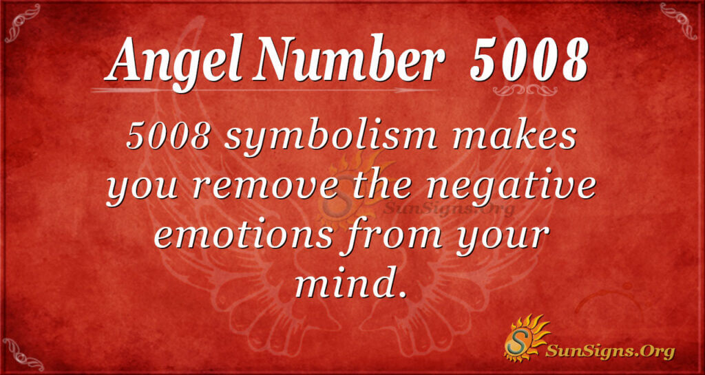 5008 angel number