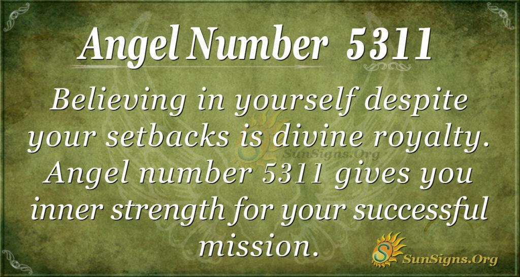 5311 ange number