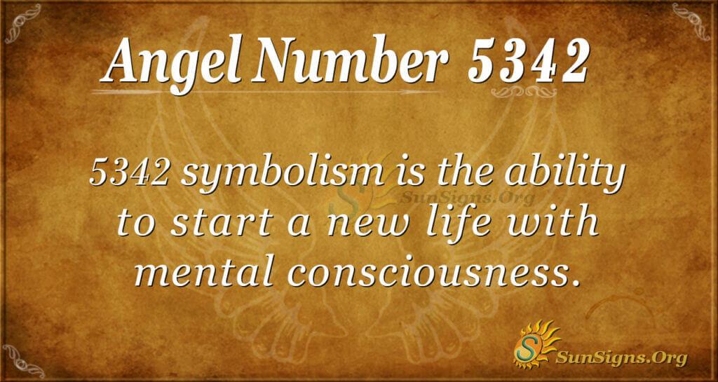 5342 angel number
