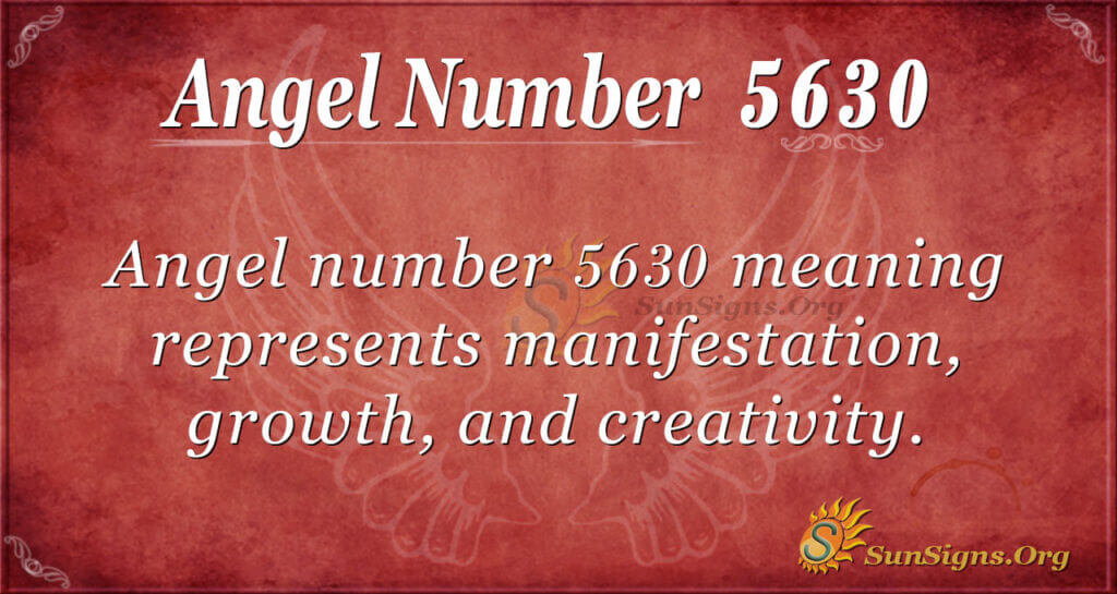5630 angel number