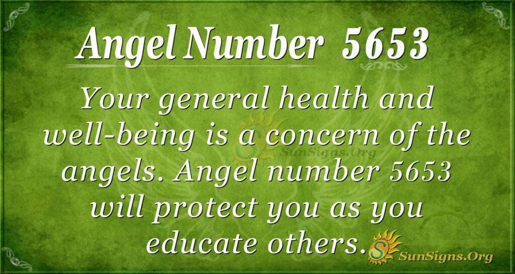5653 angel number