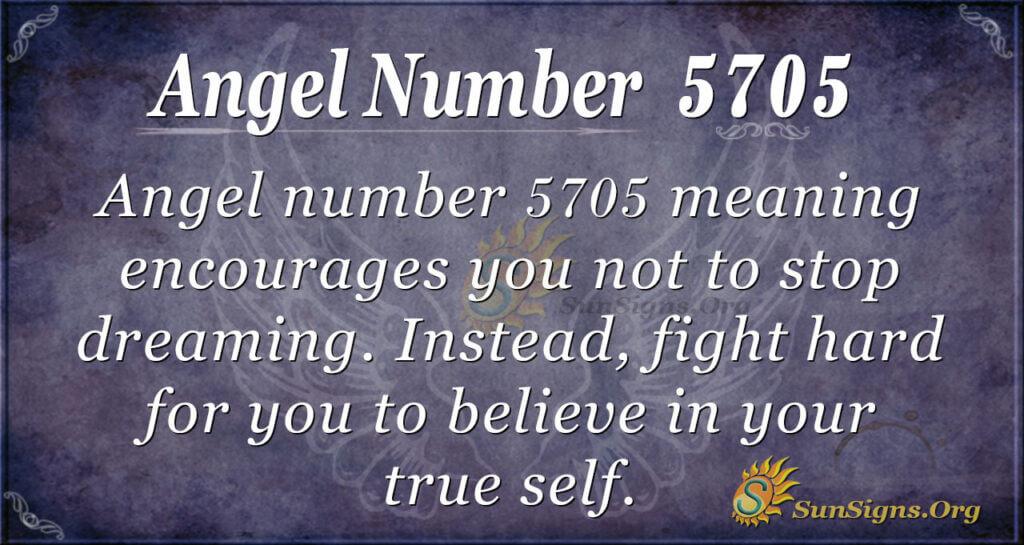 5705 angel number
