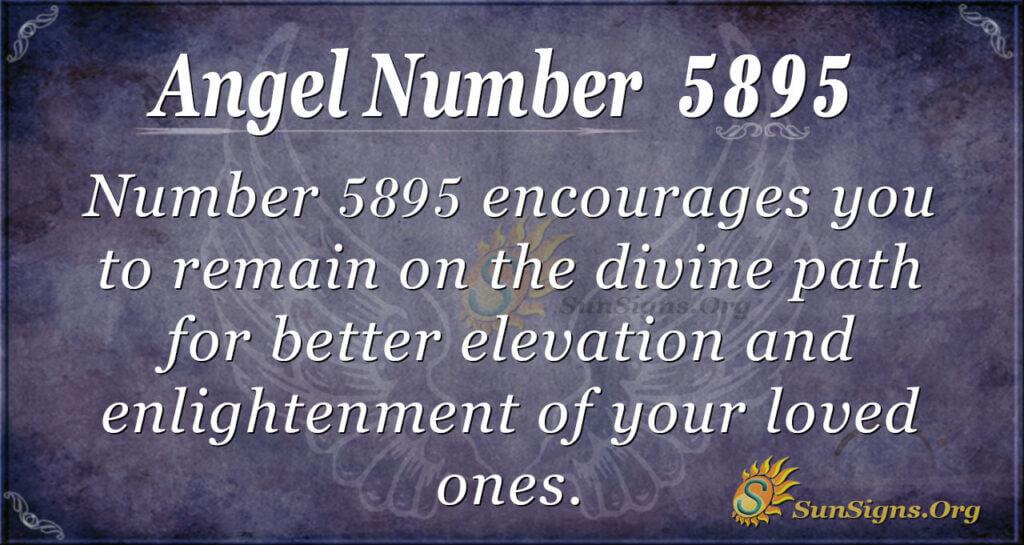 5895 angel number