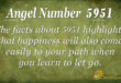 5951 angel number