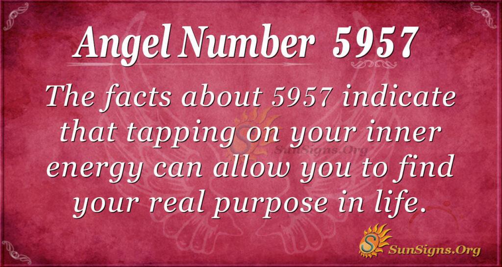 5957 angel number