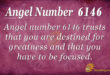 6146 angel number