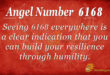 6168 angel number
