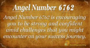 6762 angel number