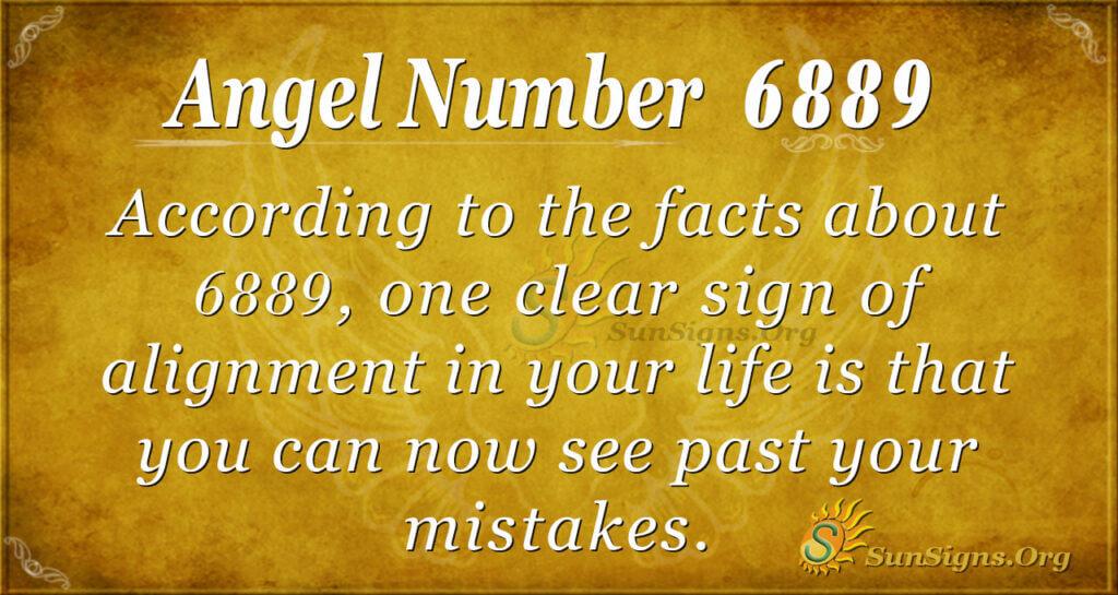 6889 angel number