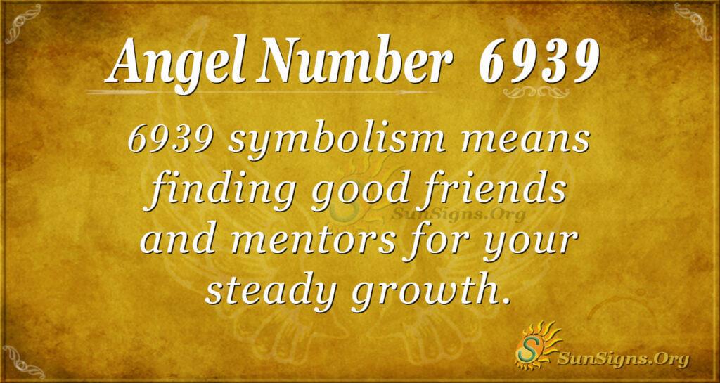 6939 angel number