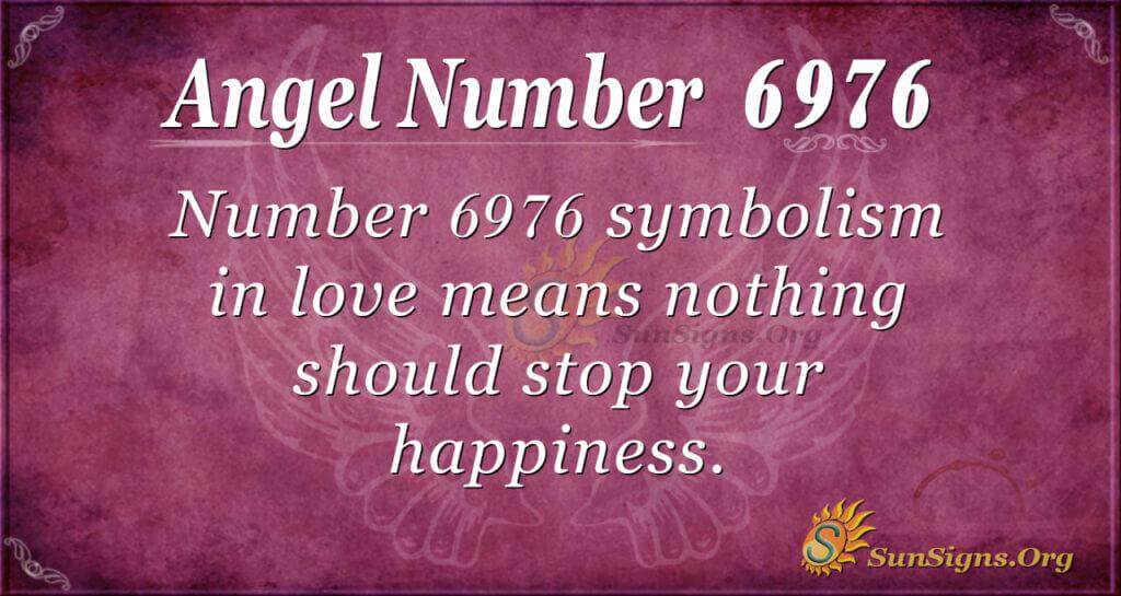 6976 angel number
