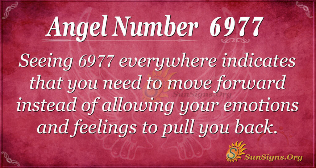 6977 angel number