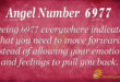 6977 angel number