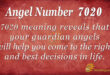 7020 angel number