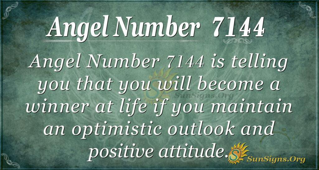 7144 angel number