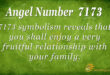 7173 angel number