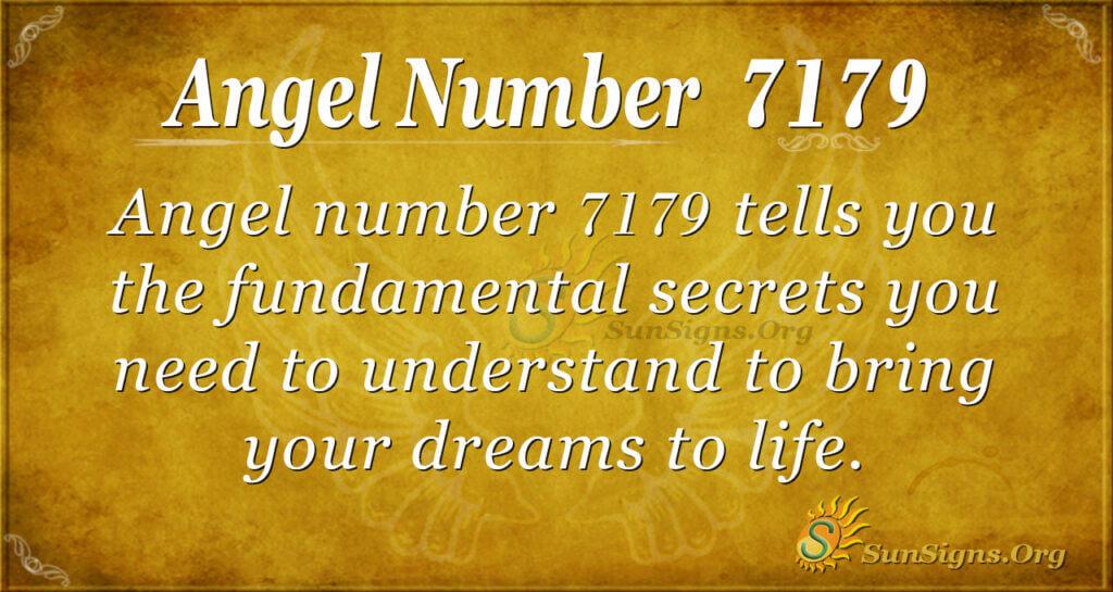 7179 angel number