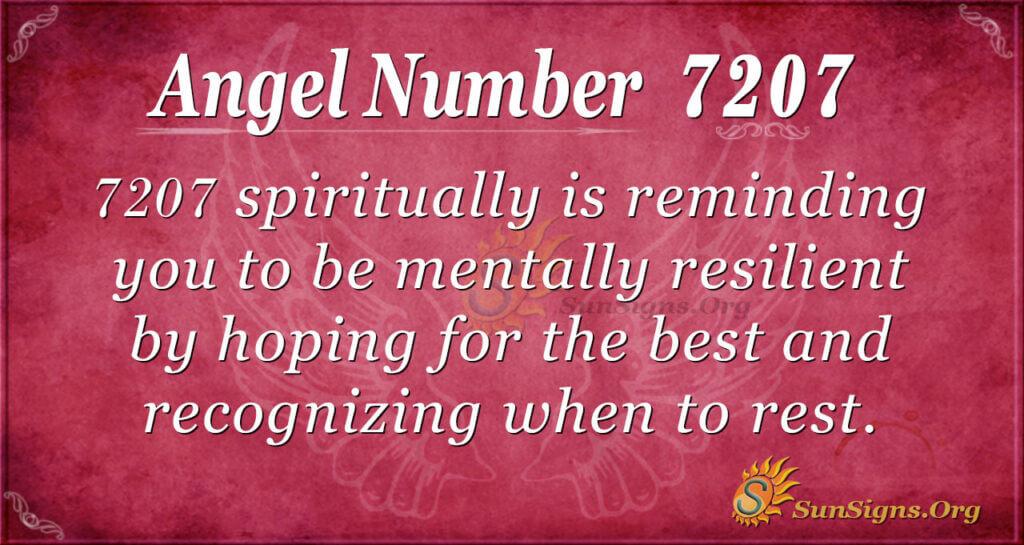 7207 angel number