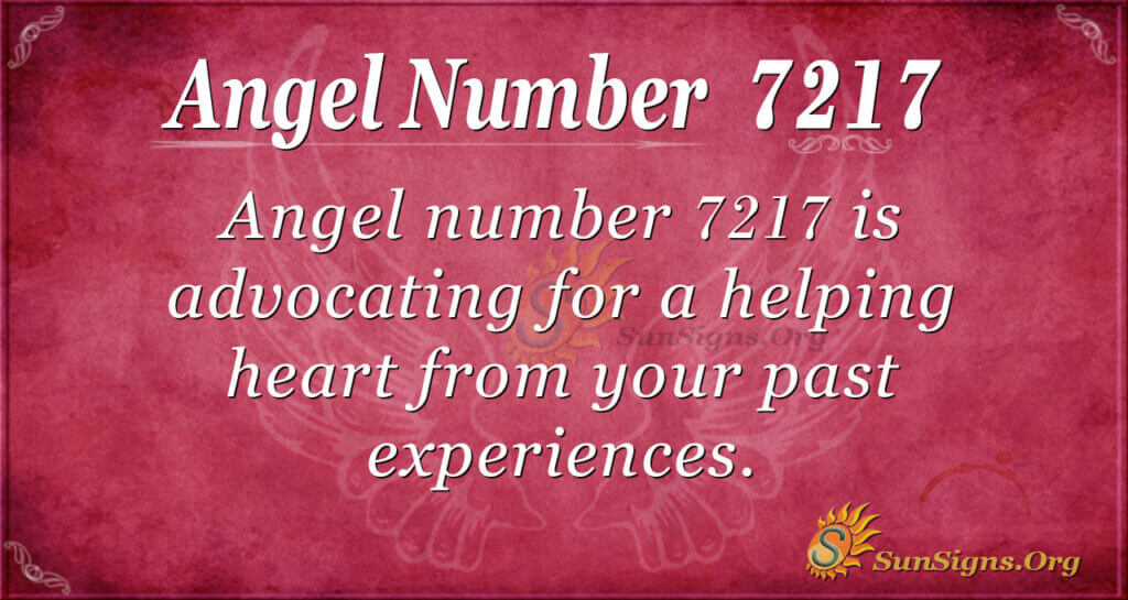 7217 angel number