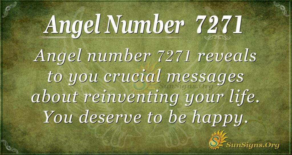 7271 angel number