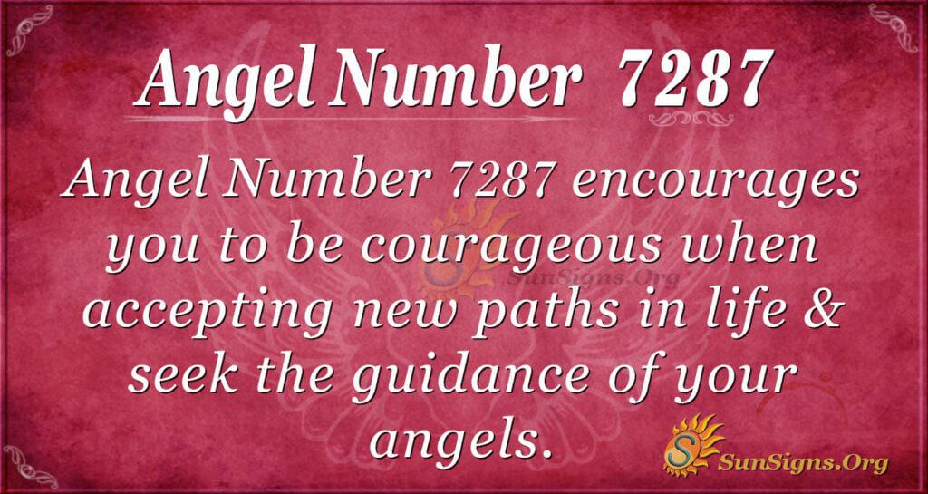 7287 angel number