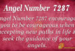 7287 angel number