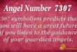 7307 angel number