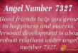 7327 angel number