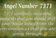 7371 angel number
