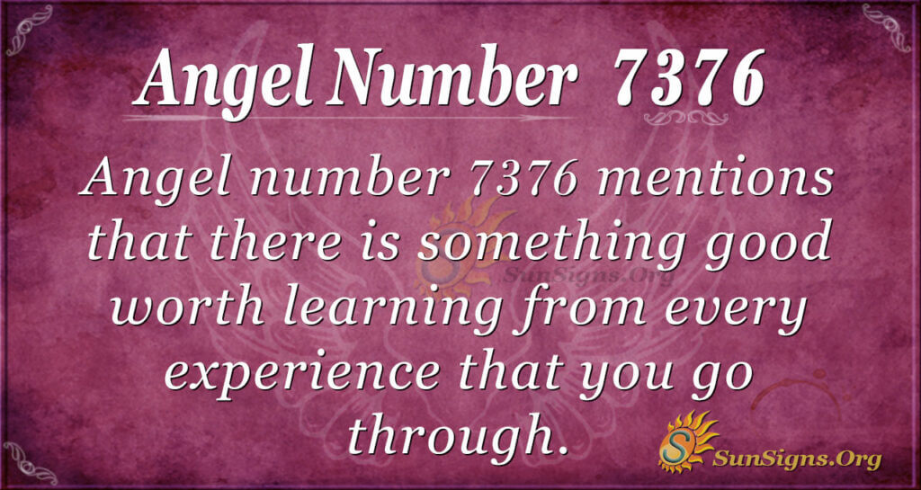 7376 angel number