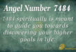 7484 angel number