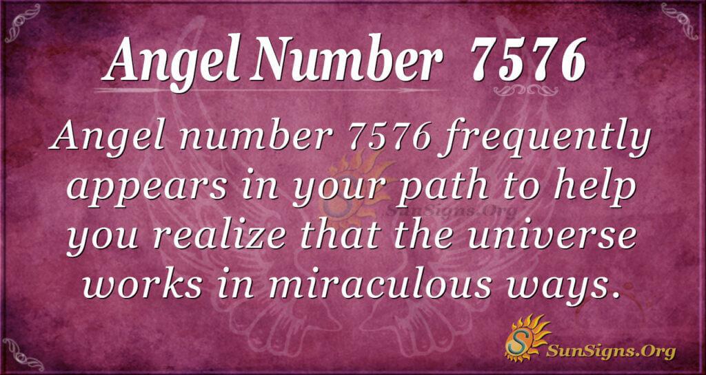 7576 angel number