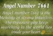 7661 angel number