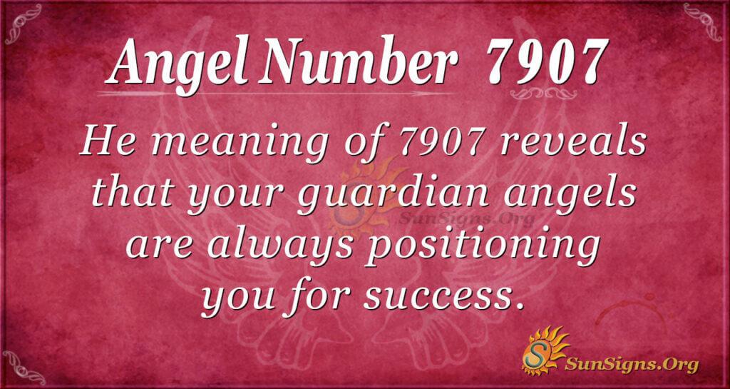 7907 angel number