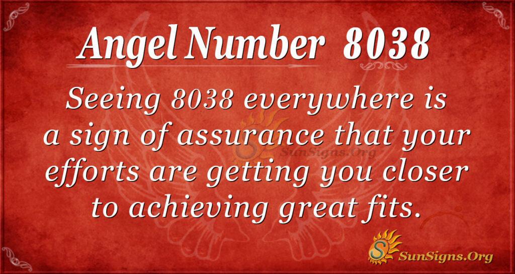 8038 angel number