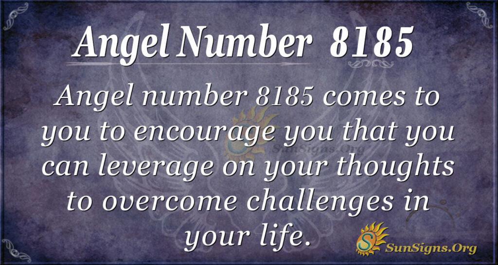 8185 angel number