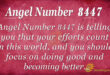8447 angel number