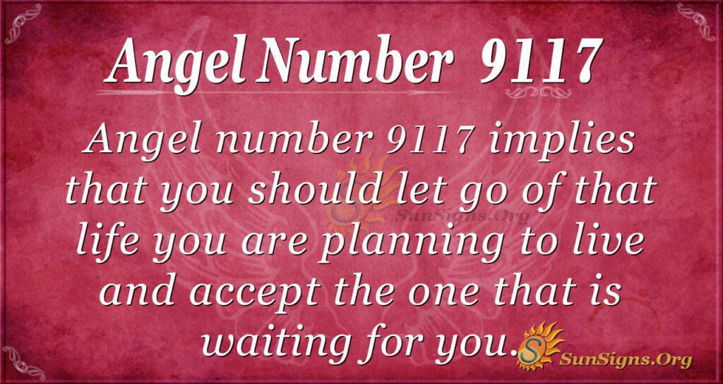 9117 angel number