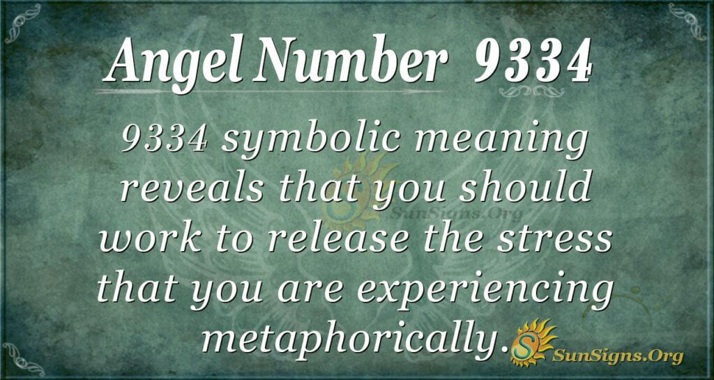9334 angel number