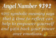 9392 angel number