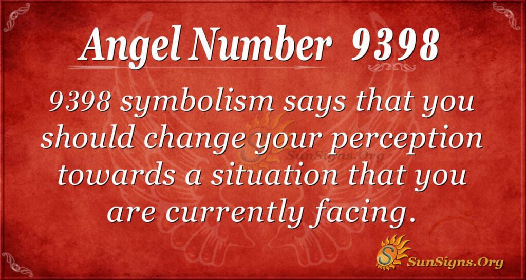 9398 angel number