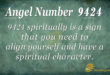 9424 angel number