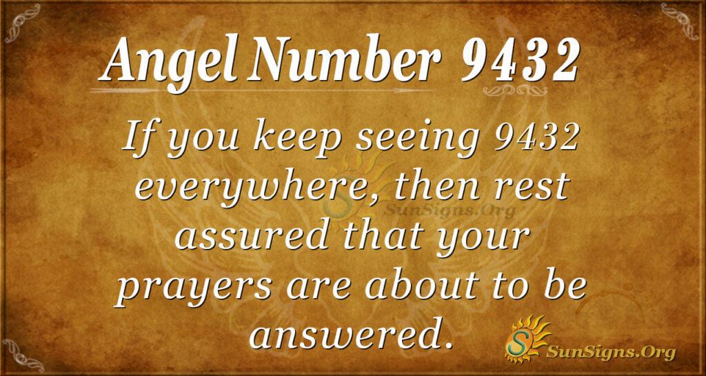 9432 angel number
